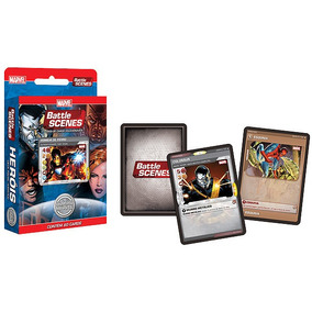 Baralho Deck Marvel Battle Scenes