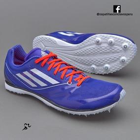 reputable site 333f8 01c2a Zapatillas De Atletismo Con Clavos adidas Adizero Cadence 2