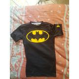 Camiseta Under Armour Batman no Mercado Livre Brasil 9ddfddd7b20