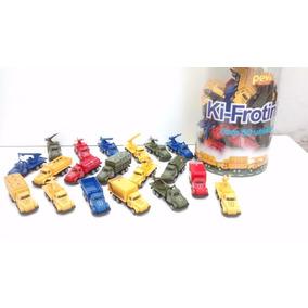 Tubo Kit Frotinha Colecionável - 50 Unidades Pevi