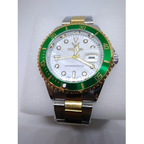 Relógio Masculino Original Deerfun Tipo Rolex + Brinde
