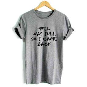 Quadros Tumblr Frases Tamanho P - Camisetas e Blusas para Feminino ... 419680c6774