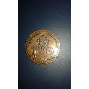 Moneda Medalla,conmemorativa De La Provincia Del Chubut