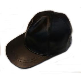 Gorra Cuero Negra - Accesorios de Moda en Mercado Libre Argentina 741c6b9074d