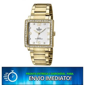 ee87bdec30b Relógio Champion Feminino Dourado Cn20186f Original Nf - Relógios De ...