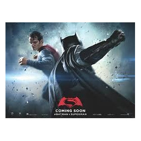 Posters Do Batman Vs Supermans