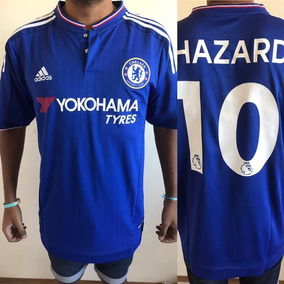 Camiseta Chelsea Hazard - Camisetas de Clubes Extranjeros en Mercado ... 8270ae87b84b2