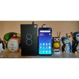 Smartfone Xiaomi Mi 8 6/128gb Rom Global + Capa E Película