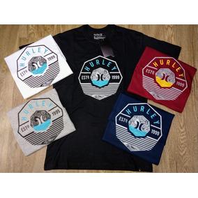 debd4c26cbb4a Kit Com 40 Camisas Camisetas De Surf - Varias Marcas Revenda