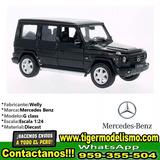 Auto Escala Mercedes Benz G Class Welly 1:24 Sku: 190