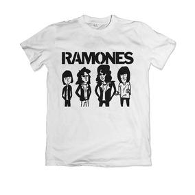 e4ec48de2 Remeras Ramones Para Niños Talle 4 - Remeras 4 Algodón en Mercado ...
