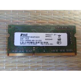 Memória Notebook 2gb Ddr3 1333mhz Smart Sh564568fh8nzphscr
