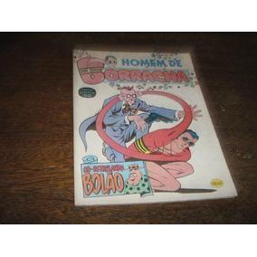 Homem De Borracha Coleção Classicos Hq For Album Ebal 1984