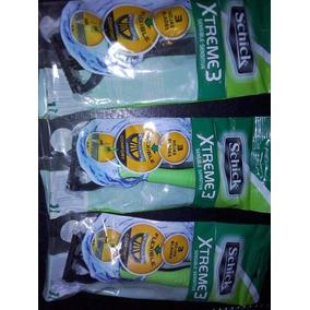 Afeitadora Desechables Schick - Afeitadoras Eléctricas en Mercado ... 1f4e170bf683