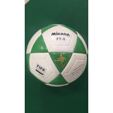 a5e6a458f8 Bola De Futevolei Mikasa Ft5 Amarela E Verde - Esportes e Fitness no ...