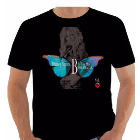 7a48aa3294 Camisa 5027 Disco Britney Spears B In The Mix The Vol 2 2011