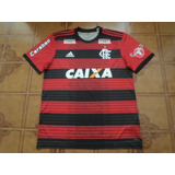 Camisa Flamengo Jogo Brasileiro 2018 Rhodolfo G