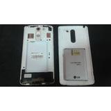 Smartphone Lg D690n - Não Liga E Tela Quebrada