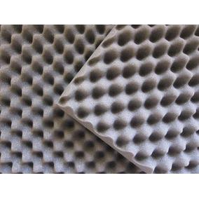 Kit 20 Espumas Acústica 50 X 50 X 3cm