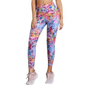 Yoga Lycra Leggings Gym Sport Color 77104 22