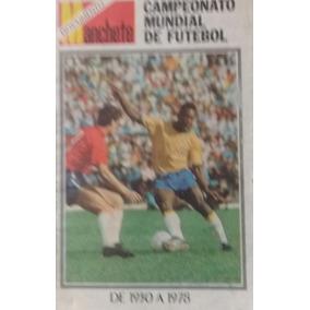 Encarte Revista Mancheta - Década De 70