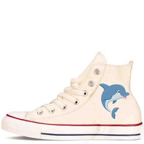 Zapatos Delfin Bonitos Decorados Hermosos Envio Gratis 001