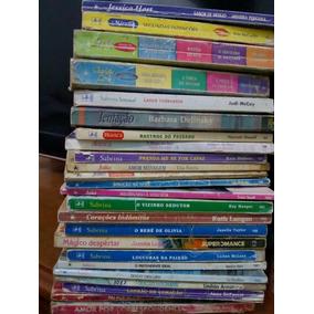 Lote De Livros De Romances Nova Cultural/harlequim + Brinde