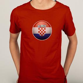 8ec269198a Camisa Croácia Quadriculada Vermelha E - Camisas no Mercado Livre Brasil