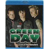 Green Day Live At Fox Theaters Pelicula Blu-ray