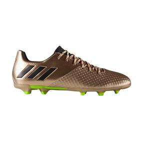 Botines Con Tapones adidas Futbol Messi 16.2 Fg Hombre Br/ng