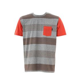 Camiseta Premium Block Cinza a32d63d79ed72