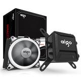 Aigo Agua Líquida Cooler De La Cpu Radiador De 120mm Silenci