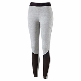 Leggings Puma Mujer Gris Transition Leggings W 59074304