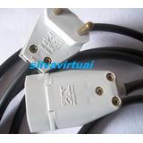 Extensão Elétrica Universal 3 Mts 20 A Cabo Pp 2 X 2.5 Mm