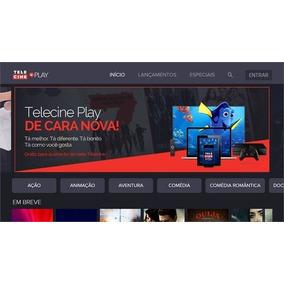 Telecine Play! Exclusivo Para Smart Tv E Xbox!