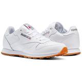 Tenis Reebok Classic Leather Branco - Esportes e Fitness no Mercado ... b16bd433b9dff