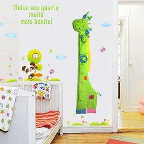 Girafa De Pelúcia Para Acompanhar O Crescimento Do Seu Bebê