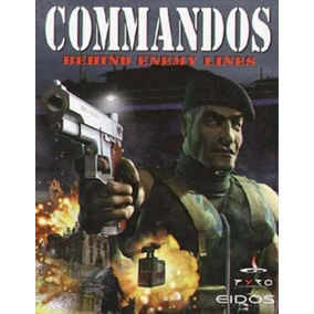 Commandos Behind Enemy Lines Jogo Pc Envio Por Email