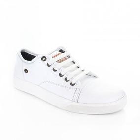 Tenis Para Hombre Pepe Jeans 3800-050448 Color Blanco