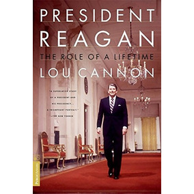 Libro President Reagan The Role Of A Lifetime - Nuevo 3432d4f83af
