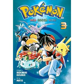 Pokémon Red, Green And Blue - Edição 3