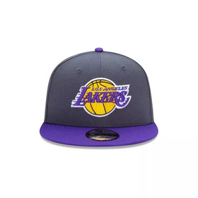 48a476e57d468 Gorra New Era Lakers Angeles Nba Snapback Cap Negra Original