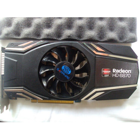 Tarjeta De Video Amd Radeon Hd 6870