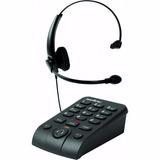 Telefono Headset Con Discador Intelbras Hsb50 Operador Cba 877661314b