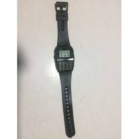 Antiguo Reloj-calculadora Casio Data Bank Mod. 1079 Dbm-150