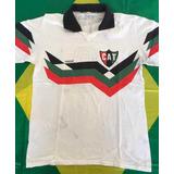 Camisa Retro Oficial Cat Clube Atletico Taquaritinga 1992 a986657a4e4bb