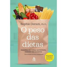 O Peso Das Dietas Livro Sophie Deram Emagrecer