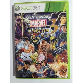 Marvel Vs. Capcom 3 Fate Of Two Worlds Para Xbox 360