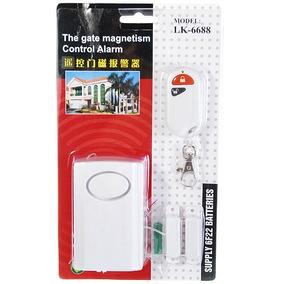 Wireless Window And Door Magnetic Sensor Anti-theft Security