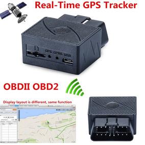 Rastreador Gps Tracker Obd-2 Veiculo Carro Caminhao Gps Gprs